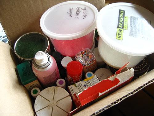 the sprinkles box