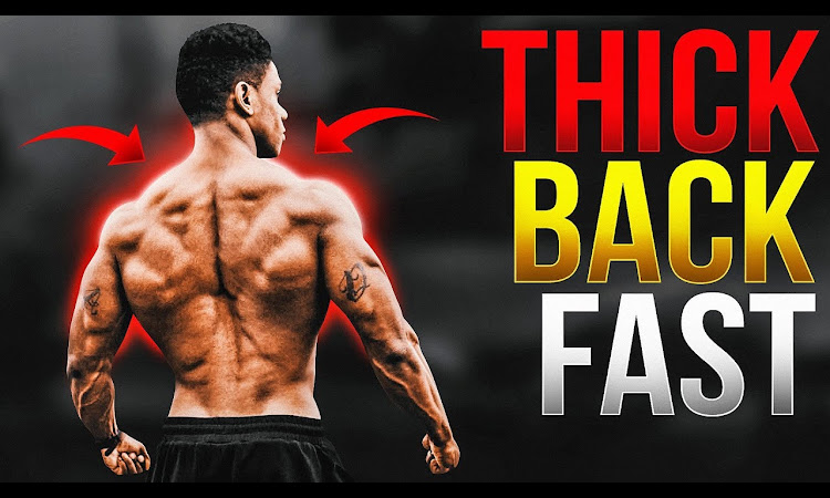 The 3 BEST Exercises For a Thick Back (NO WEIGHTS NEEDED!)