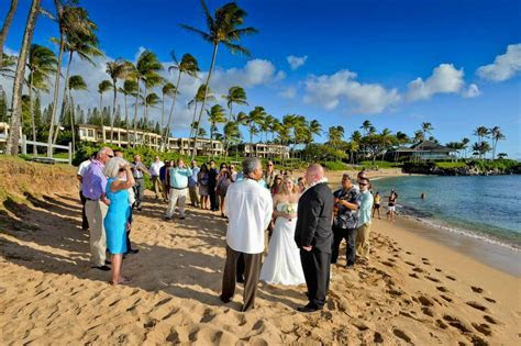Maui Wedding Beaches and Venues