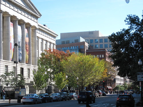 downtown Washington, DC (c2013 FK Benfield)