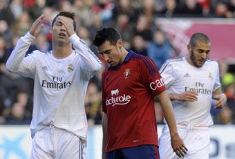 Osasuna-Madrid
