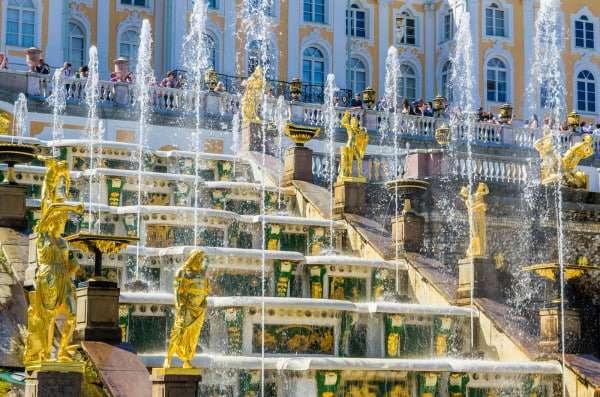 St Petersburgs Opulent Peterhof Palace Complex