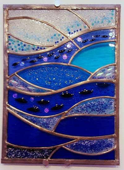 Glasswork & Enamel   Hampshire Art and Craft CIC & Rum's Eg