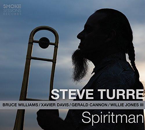 Steve Turre - Spiritman cover