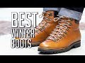 Mens Fashion Hiking Boots