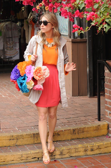 Outfit of the week - Cupcakes and Cashmere