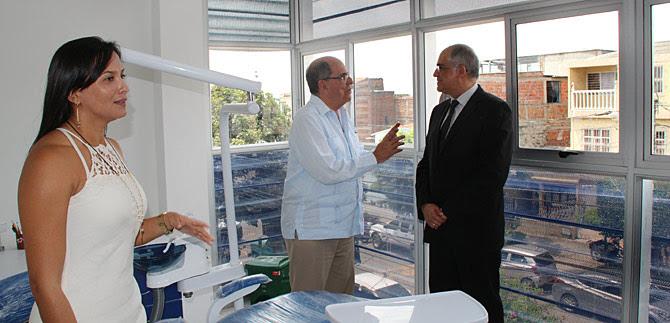 En la IPS El Rodeo estrena modernas instalaciones y equipos médicos
