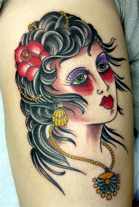 gypsy tattoos designs ideas meaning tattoos