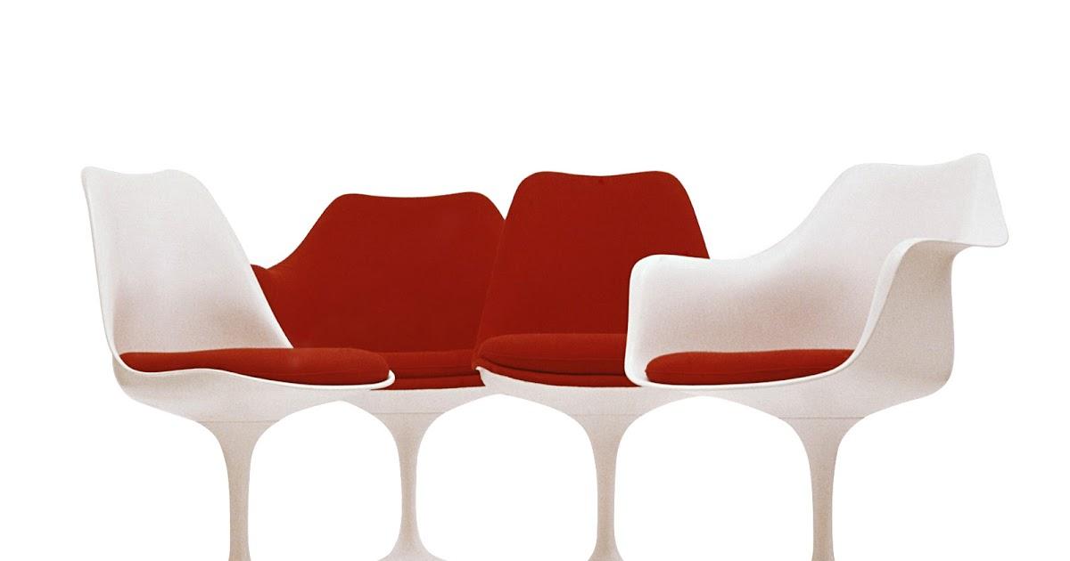 Le Bloc Note Eero Saarinen Tulip Armchair