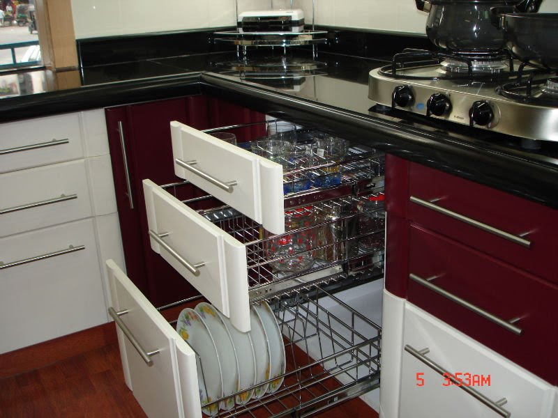 Kitchen Cabinet & Kitchen Accessories Photo, Detailed about ...
