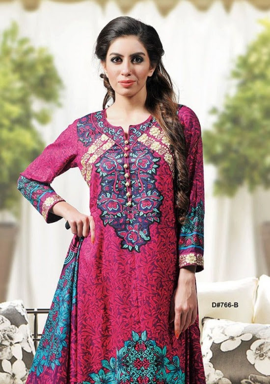 Dawood-Textile-Classic-Lawn-Collection-2013-New-Latest-Fashionable-Clothes-Dresses-2