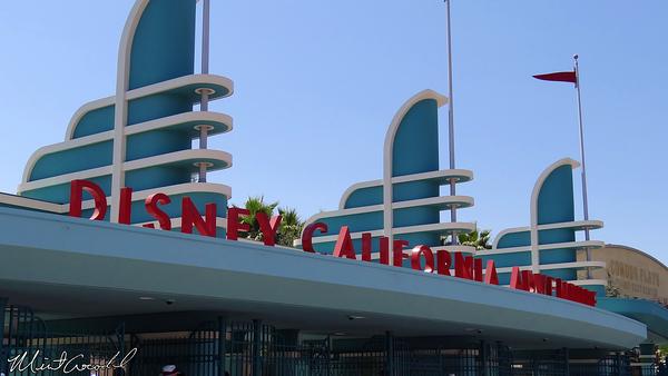 Disneyland Resort, Disney California Adventure, Guide Map, Halloween Time
