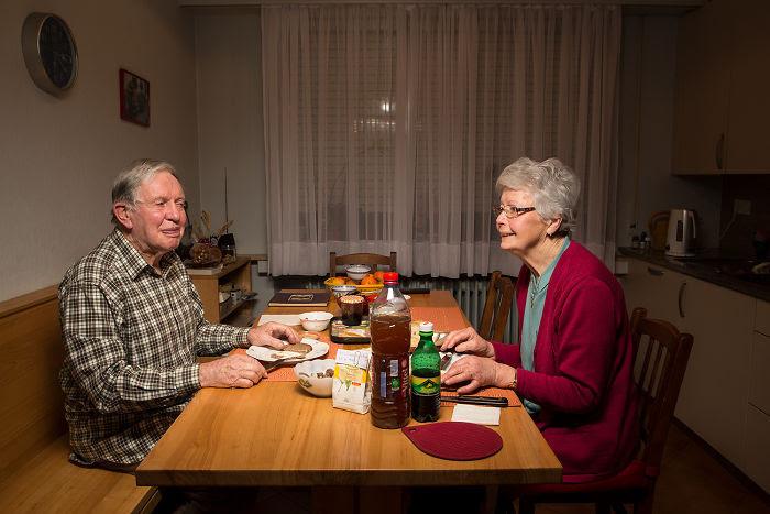 Miércoles: Norbert & Marie-Josée