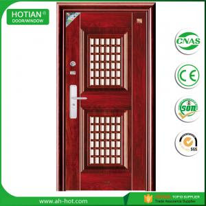 Latest Design Main Gate Steel Security Door Iron Gate Designs With