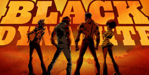 Black Dynamite season 2!