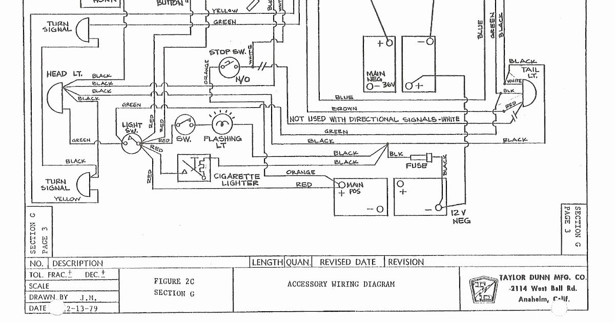 1996 Club Car Wiring Diagram Gas | schematic and wiring ...