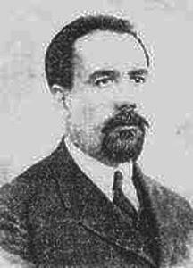 Poetul şi publicistul Pantelimon N. Halippa (Imagine: Wikipedia)