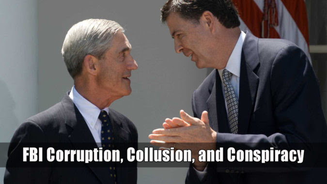 Image result for Dishonesty and corruption are endemic at the Federal Bureau of Investigation