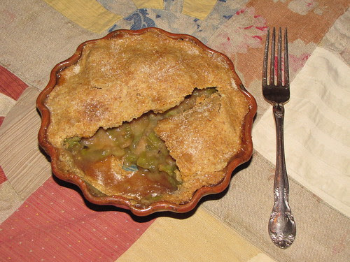 pie plate built for two