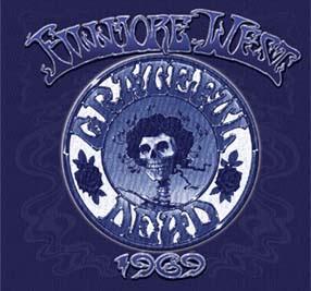 Grateful Dead Fillmore West 1969