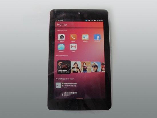 按部就班為Nexus 7部署Ubuntu Touch操作系統
