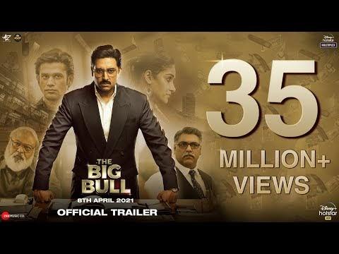 The Big Bull Hindi Movie Trailer