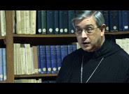 El abad de Montserrat, Josep Maria Soler.