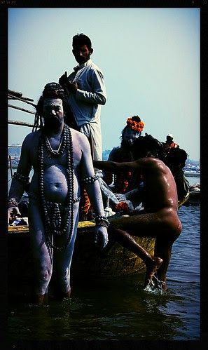 The Naga Sadhus ..Maha Kumbh by firoze shakir photographerno1