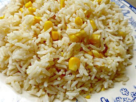 resepi nennie khuzaifah nasi jagung