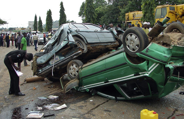 Image result for Nigerian accident