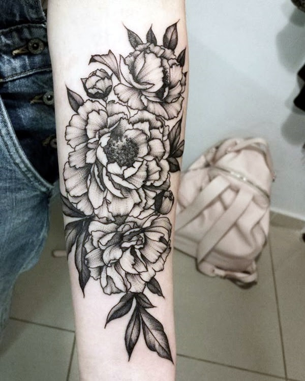 New and Trendy Dotwork Tattoo Ideas for 2016 (33)