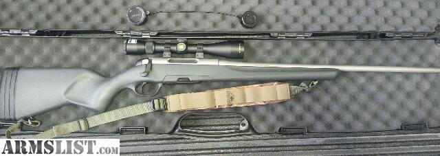 ARMSLIST - For Sale/Trade: STEYR-MANNLICHER PROHUNTER STAINLESS .308 with Nikon Monarch BDC ...
