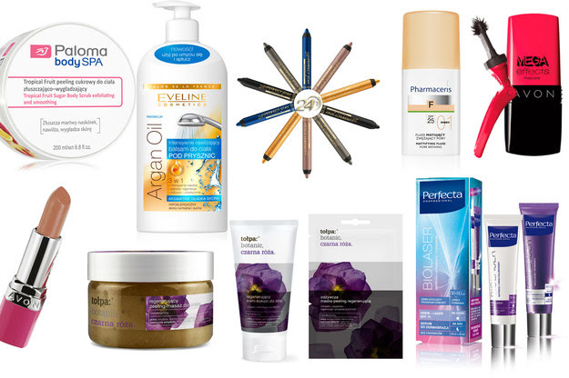 Wygraj kosmetyki! /materiały prasowe