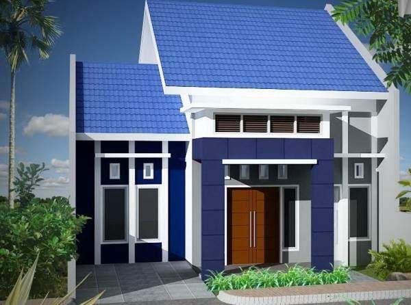 Contoh Model Rumah Minimalis Terbaru 1 Desain Rumah Minimalis
