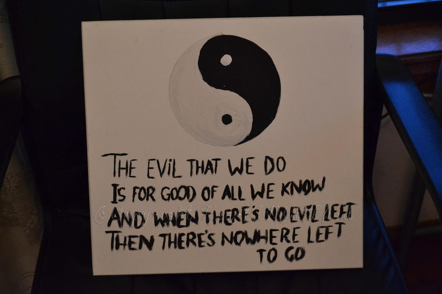 Cute Ying Yang Quotes Wwwpicturesbosscom
