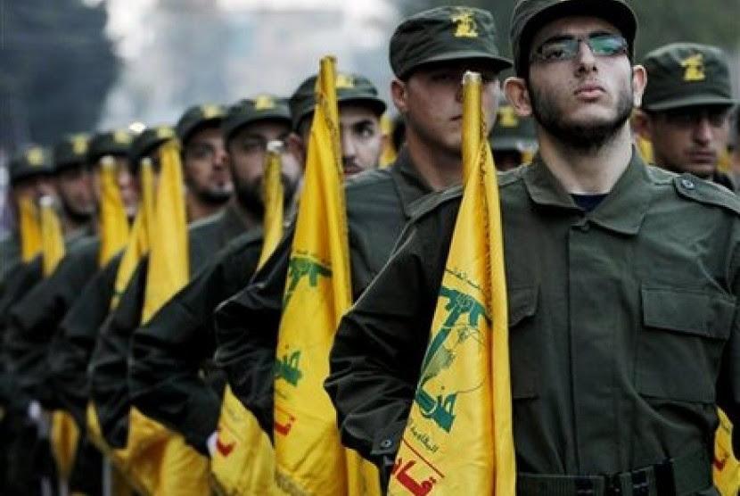 Prajurit Hizbullah.