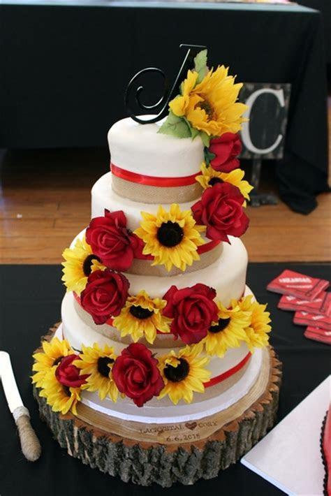 Southern Blue Celebrations: Summer Wedding ~ Sunflowers