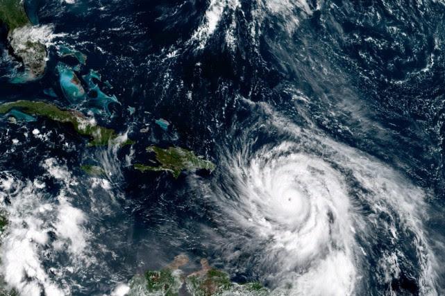 La saison2018 des ouragans dans l'Atlantique pourrait compter... (Image archives Associated Press)