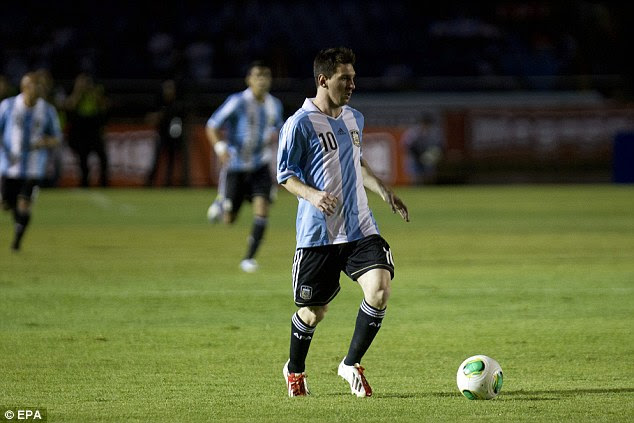 Summoned: Lionel Messi and his father Jorge Horacio have been summoned for questioning by a Spanish court over tax fraud allegations