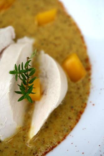 Pollo con salsa di senape_3