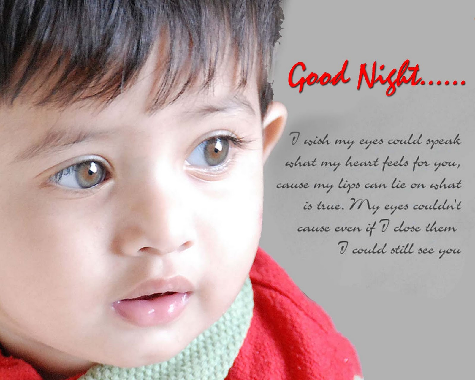 Cute Good Night Sms And Messages