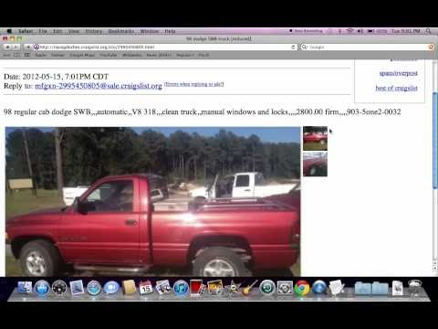 Craigslist Dallas Tx Cars For Sale By Owner | Top New Car