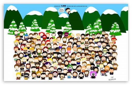 South Park 4K HD Desktop Wallpaper for • Wide & Ultra ...