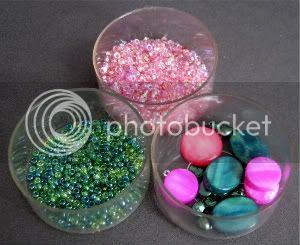 Rosy Beads