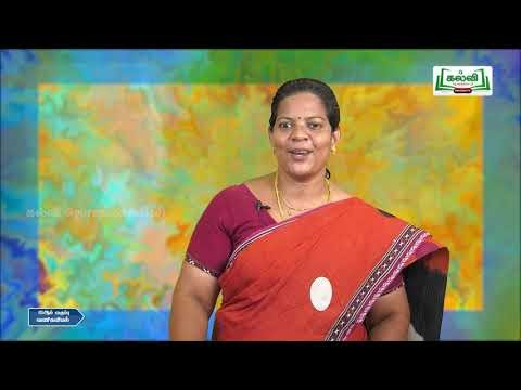 12th Commerce சந்தையிடுகையின் அடிப்படை கூறுகள் அலகு 5  Kalvi TV