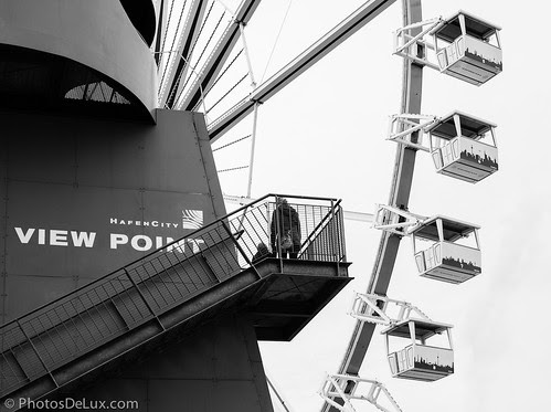 HafenCity View Point - Fuji X-Pro 1