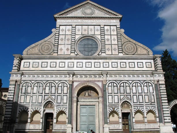 churches in Florence