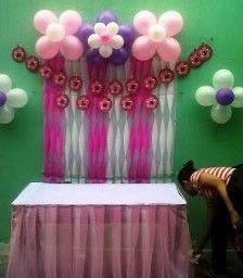 dekorasi ulang tahun ke 17 sederhana di rumah - sekitar rumah