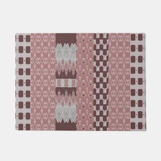 Weave-Styled Doormat