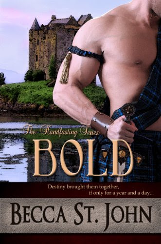 Bold (The Handfasting) by Becca St. John